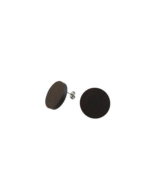Pyöreä Tummapaahto Koivu 20mm