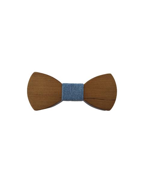 Mini Lämpökäsitelty Leppä - Sininen Kangas